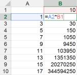 Tipp Excel Zellbezug relativ