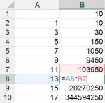 Tipp Excel Zellbezug relativ2