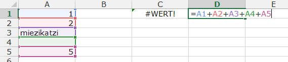 Tipp Excel Summe1