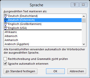 Tipp Word Sprache2