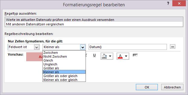 ATipp Formatierung bedingt6
