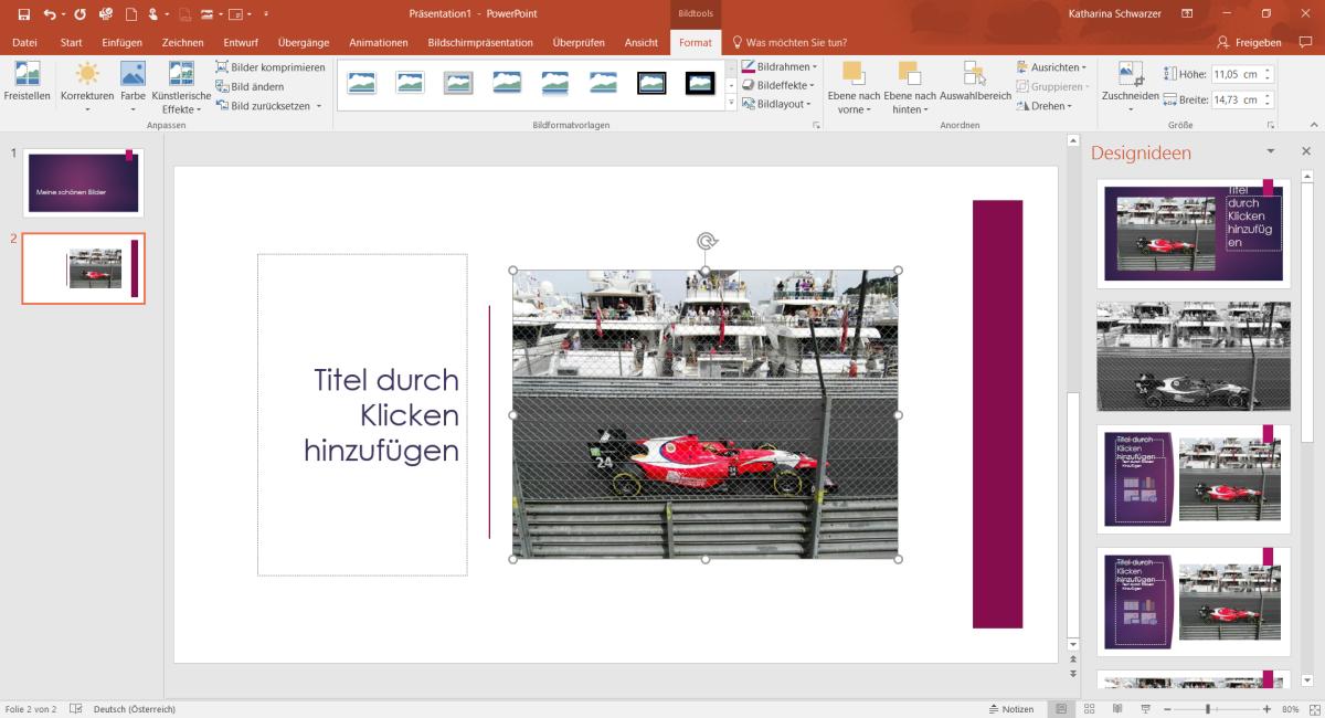 Powerpoint Designer Wennsschnellgehensoll Soprani Software